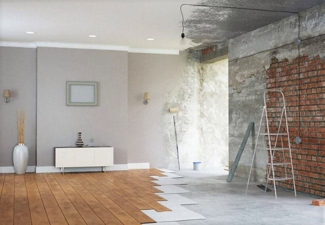 Rénovation complète à Lausanne