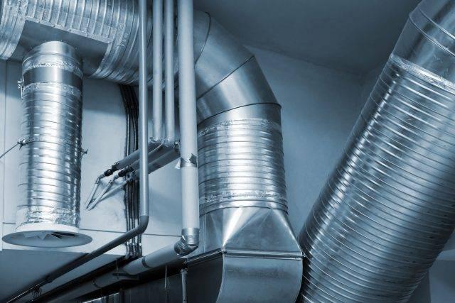 installation de ventilation sur Lausanne